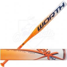 2015 Worth Sick 454 Resmondo ASA Slowpitch Softball Bat Maxload SBSRA
