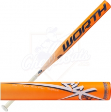 2015 Worth Sick 454 BJ Fulk USSSA Slowpitch Softball Bat Maxload SBSRU