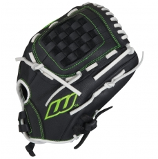 "CLOSEOUT Worth Shutout Series Fastpitch Softball Glove 12"" SO120FS"