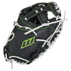 "CLOSEOUT Worth Shutout Series Fastpitch Catchers Mitt 34"" SOCM34"