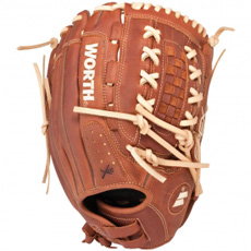 "Worth Century Series Fasptich Softball Glove 13"" C130X"