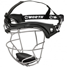 Worth Wire Defensive Junior Fielders Face Guard FPXF1J
