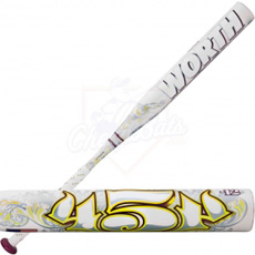 Worth 454 Legit Fastpitch Softball Bat -12oz. FP4L12