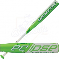 2014 Worth ECLIPSE Fastpitch Softball Bat -12oz FPEVIB