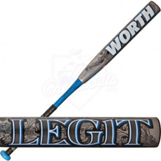 2013 Worth Legit 454 Fastpitch Softball Bat -10oz FPLGT