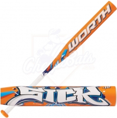 2014 Worth Sick 454 Fastpitch Softball Bat -12oz FPSK12