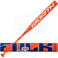 2015 Worth Fulk HD52 Resmondo Slowpitch Softball Bat ASA SBFHRA