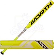 2015 Worth Legit HD52 Slowpitch Softball Bat ASA SBLHBA