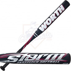Worth Storm Fastpitch Softball Bat -13oz FPST13