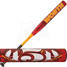2013 Worth 454 Mutant Slowpitch Softball Bat ASA SB4MA