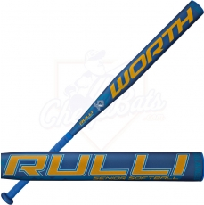 CLOSEOUT 2016 Worth DENNIS RULLI Senior Slowpitch Softball Bat SSUSA Balanced SBDRSR