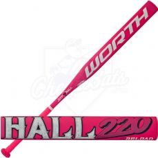 CLOSEOUT 2016 Worth 220 JEFF HALL Slowpitch Softball Bat USSSA End Loaded SBJH2U