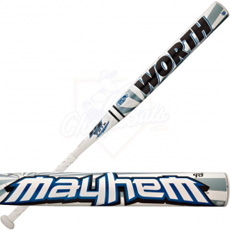 Worth BJ Fulk Mayhem ASA Slowpitch Softball Bat SBMBJA