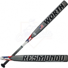 2013 Worth Resmondo 454 ASA Slowpitch Softball Bat SBRBBA