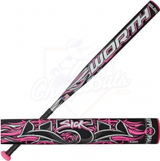 2014 Worth SICK 454 Jeff Hall USSSA Slowpitch Softball Bat SBSKJU