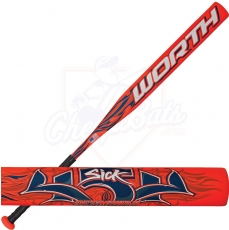 2014 Worth SICK 454 Resmondo ASA Slowpitch Softball Bat SBSKRA