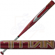 2014 Worth TITAN ASA Slowpitch Softball Bat SBTVIB