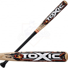 Worth Toxic Bamboo/Maple Wood Slowpitch Softball Bat SBWBTA