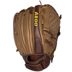 "Wilson A800 FP125 Fastpitch Softball Glove 12.5"" WTA0800FP125"