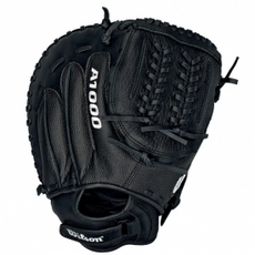 "Wilson A1000 Fastpitch Catchers Mitt 33"" WTA1000FPCMSS"
