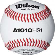 Wilson A1010HS1 Pro Series Collegiate & High School Baseball WTA1010BHS1SST