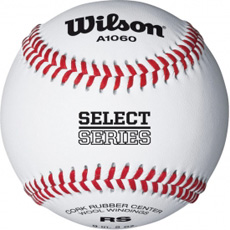 Wilson A1060 Select Series Baseball