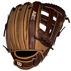 Wilson A2K Fastpitch Softball Glove INF 12""