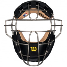 CLEARANCE Wilson New View Titanium Face Mask WTA3077 BLTI