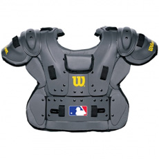 Wilson Pro Platinum Umpire Chest Protector WTA3215